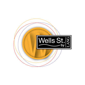 Wells St by Lang