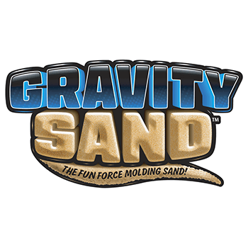 Gravity Sand - The fun force molding sand!